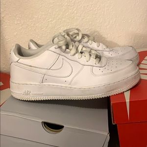 White air forces